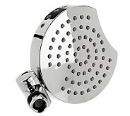 Aqua-Jet Multi-Direction 4-Spray Setting Shower Head w/ ChromeFinish - V31852