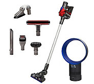 Dyson DC35 Digital Slim Vacuum w/ Acc. & 10 Air Multiplier - V32093